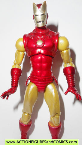 marvel universe IRON MAN walmart giant man battles action figures