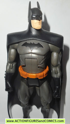 Young Justice BATMAN 6 inch DC Universe 2011 league action figure