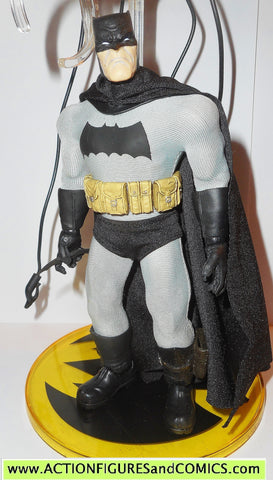 Mezco ONE:12 BATMAN Dark Knight Returns DC Collective black frank miller