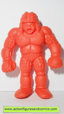 Kinnikuman Kinkeshi m.u.s.c.l.e AIANSUETO KITA CHOJIN 106 red orange Japan muscle