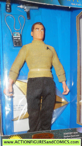 Star Trek CAPTAIN PIKE 9 inch playmates toys action figures moc mip mib