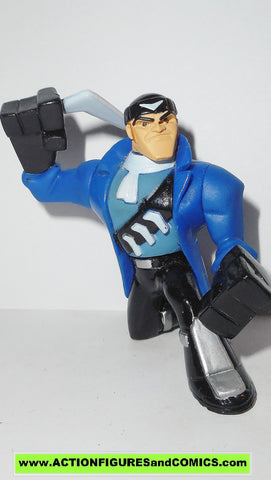 dc universe action league CAPTAIN BOOMERANG flash brave and the bold