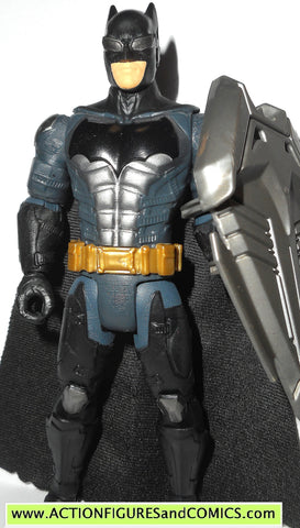 dc universe movie Justice League BATMAN Tactical Armor 2017 action figure