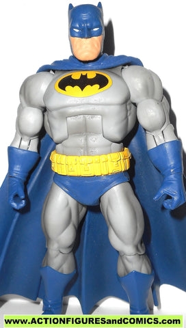dc universe classics BATMAN dark knight returns blue 30th anniversary multiverse