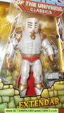 Masters of the Universe EXTENDAR classics he-man motu action figures moc