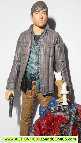The Walking Dead GARETH tv series 7 mcfarlane toys action figure