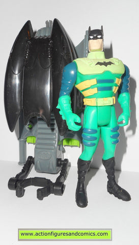 batman animated series VELOCITY STORM 2001 kenner hasbro toys action figures