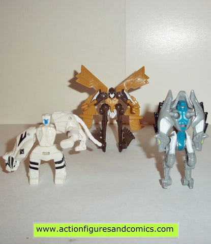 transformers BEAST WARS mini con team complete cons