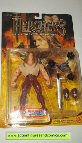 Hercules Legendary Journeys HERCULES I action figures toy biz mib moc mip