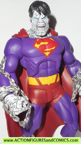 dc direct BIZARRO superman Last Son collectibles universe action figures