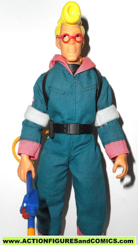 ghostbusters EGON SPENGLER retro action figure mego style 8 inch real movie