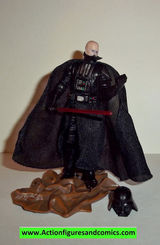 star wars action figures DARTH VADER 16 30th anniversary