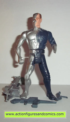 Terminator kenner EXPLODING T-1000 cop police movie 2 future war action figures toys