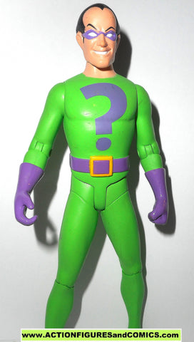dc direct RIDDLER super friends powers batman collectibles 2003