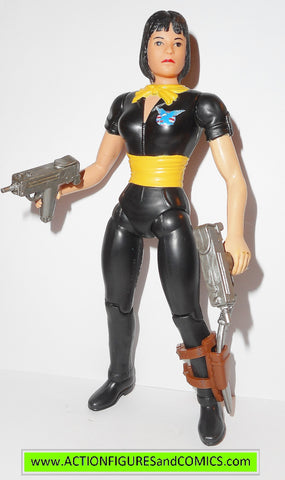 RAMBO action figures KAT 1986 coleco vintage force of freedom cat