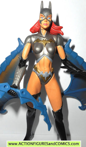 batman legends of the dark knight BATGIRL 6 inch 1996 kenner action figure