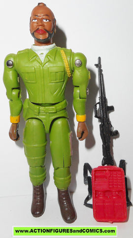 A-Team B A BARACUS MR T 1983 galoob action figures 3.75 inch