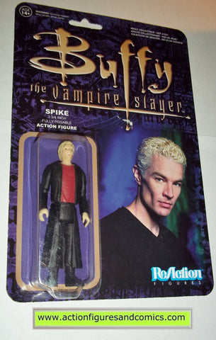 Reaction figures Buffy the Vampire Slayer SPIKE funko toys action moc mip mib