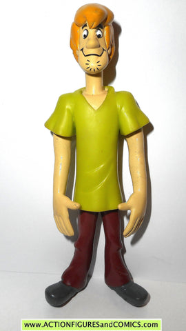 Scooby Doo Shaggy Rogers Bendable Figures Equity Toys Cartoon Network Actionfiguresandcomics