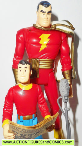dc direct SHAZAM BILLY BATSON captain marvel Silver age universe collectibles