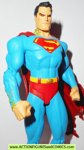 dc direct SUPERMAN Batman HUSH jim lee collectibles action figures fig