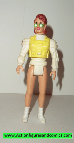 ghostbusters JANINE MELNITZ SCREAMING HEROES 1988 the real kenner action figure fig