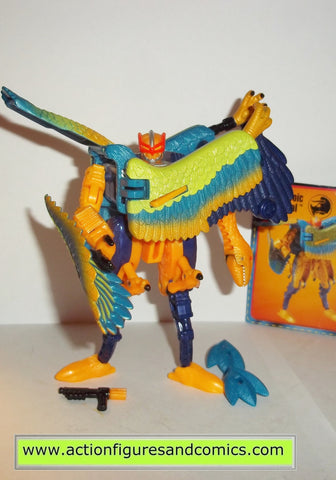 transformers beast machines AIRRAPTOR DINOBOT 1999 hasbro toys action figures