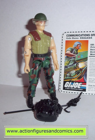 gi joe BREAKER 1997 v2 stars & stripes toys r us tru hasbro toys action figures