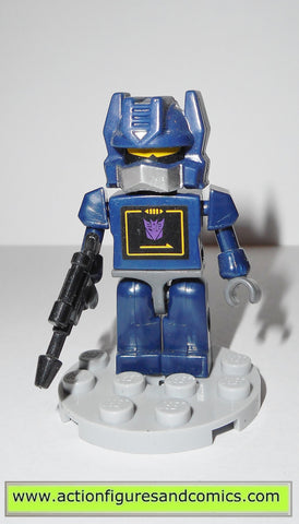 transformers kre-o SOUNDWAVE G1 kreon kreo lego action figures hasbro toys