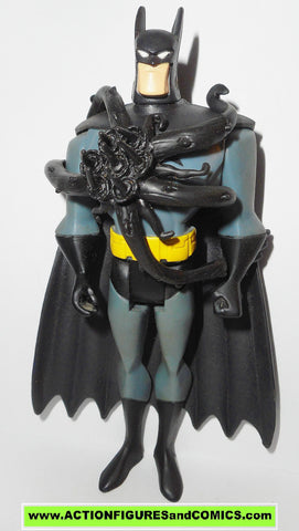 justice league unlimited BATMAN BLACK MERCY dc universe action figures