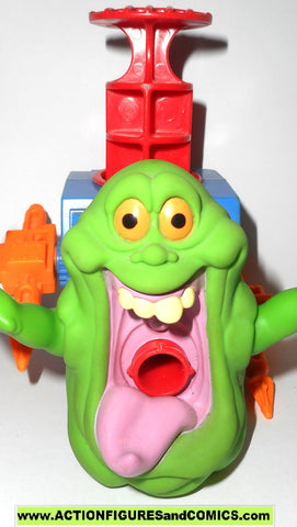 ghostbusters SLIMER GREEN GHOST gooper ghost the real kenner vintage