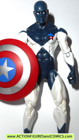 marvel universe ASTRO VANCE Guardians of the Galaxy captain america shield