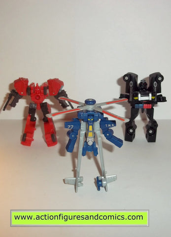 transformers classics EMERGENCY MINI CON team hasbro toys 2006 action figures cons