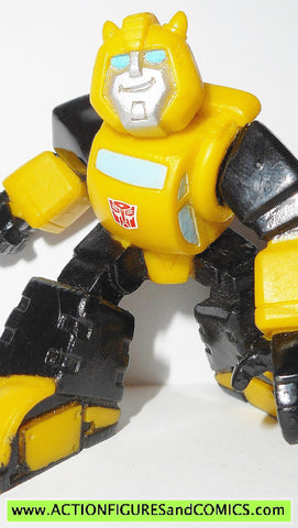 transformers robot heroes BUMBLEBEE generation one 1 g1 pvc action figures