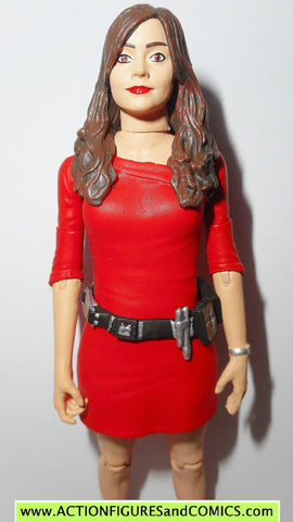doctor who action figures CLARA OSWALD impossible girl souffle