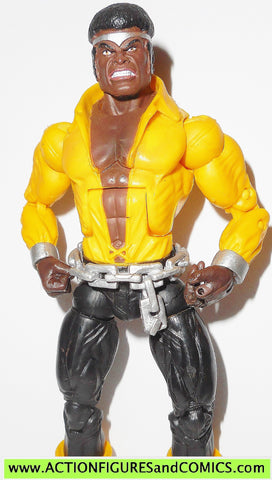 marvel legends POWERMAN luke cage power man mojo series complete