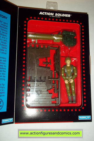 gi joe ACTION SOLDIER army infantry commemorative collection 1994 hasbro toys moc mip mib action figures