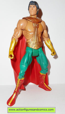 dc universe classics EL DORADO wave 18 apache chief action figures