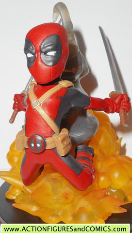 Q Fig Marvel figure DEADPOOL X-men force universe qfig