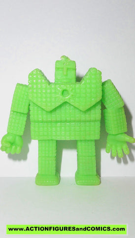 Muscle m.u.s.c.l.e men Kinnikuman SUNSHINE B 064 green mattel toys action figures