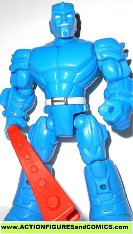 Marvel Super Hero Mashers A-BOMB Abomination blue 6 inch universe action figure 2015
