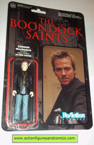 Reaction figures Boondock Saints movie CONNOR MacMANUS funko toys action moc mip mib