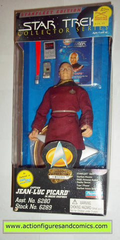 captain jean luc picard 9 inch playmates toys
