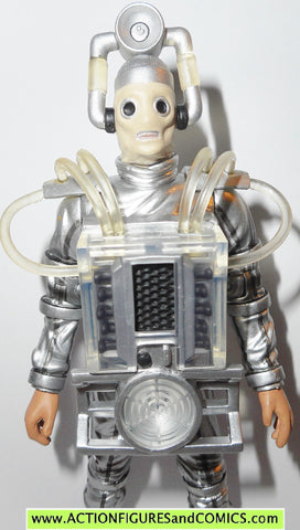 doctor who action figures CYBERMEN tenth planet cyber men man dr underground toys
