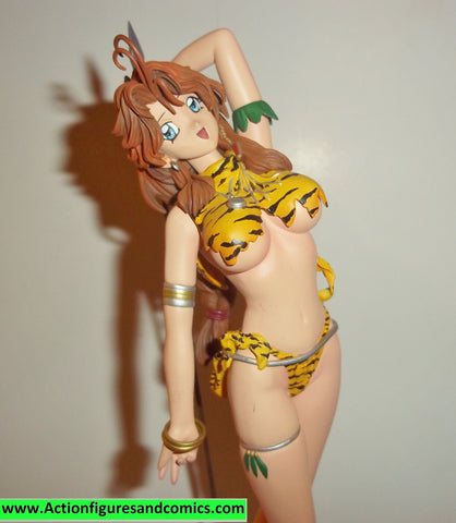 Anime JUNGLE EMMY volume 11 vol Kaiyodo Mon-Sieur Bome pvc