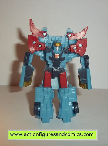 transformers cybertron HOT SHOT hasbro toys legends action figures