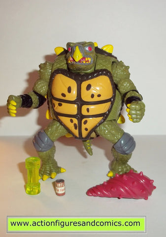 teenage mutant ninja turtles TOKKA mutations 1992 vintage complete tmnt