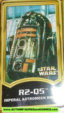 star wars action figures R2-Q5 IMPERAL error misprint variant power of the jedi moc