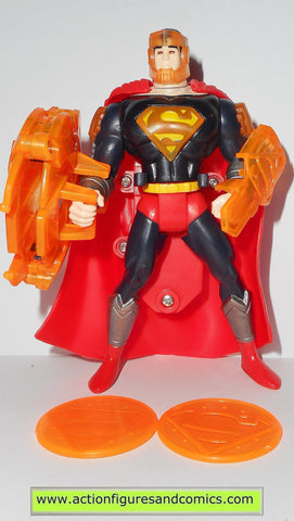 Superman Animated Series VISION BLAST kenner hasbro action figures