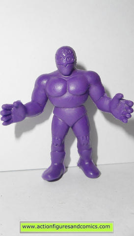 Muscle m.u.s.c.l.e men kinnikuman SKYMAN 055 1985 purple mattel toys action figures